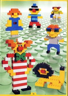 Thousands of complete step-by-step printable older LEGO® instructions for free. Here you can find step by step instructions for most LEGO® sets. Lego Printable Free, Lego Challenge, Lego Activities, Lego For Kids, Lego Minecraft, Lego Group, Lego House, Lego Projects, Lego Instructions