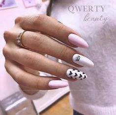 Semi-permanent varnish, false nails, patches: which manicure to choose? - My Nails Summer Acrylic Nails, Cute Acrylic Nails, Pastel Nails, Spring Nails, Cute Nails, Sky Nails, Aycrlic Nails, Foil Nails, Hair And Nails