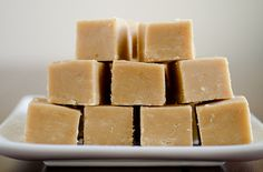 MacaRona & Sweet Tea Holiday Edition: Even You Can Do It - Peanut Butter Fudge (only 2 ingredients)