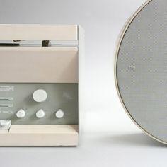 Dieter Rams Braun Atelier 3 / Arne Jacobsen Braun L460 | Flickr ...