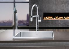 Blanco Faucets Usa : ... Sink on Pinterest Stainless steel sinks, Stainless sink and Sinks