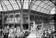 The Paris Exposition Universelle 1900 marked the high point of Art Nouveau and promoted France as a centre of the movement. Millions of visitors and thousands of exhibitors attended the fair, from the 15th April to the 12th November 1900. Siegfried Bing, who ran the gallery Maison de L'Art Nouveau, showed interiors by Édouard Colonna, Georges de Feure and Eugène Gaillard. Loïe Fuller twirled in her own pavilion, designed by French architect Henri Sauvage. Visitors arrived via the Paris…
