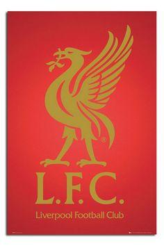 Liverpool FC Club Crest Poster