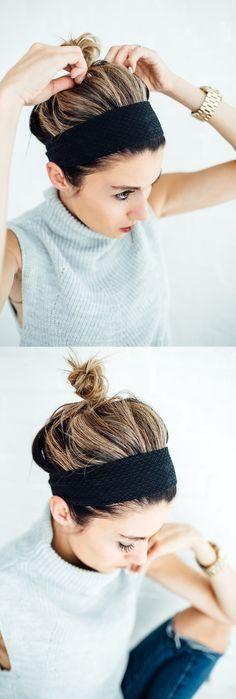 5-Minute Fall Hair Styles | Hello Fashion