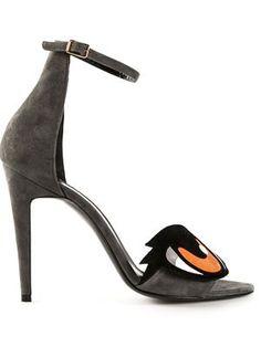 "Women's Designer Shoes on Sale - Farfetch Pierre Hardy ""Oh, Roy"" sandals"