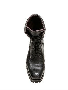 TOM REBL - BUFFALO COMBAT BOOTS