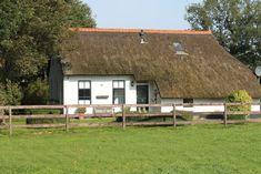 Het witte boerderijtje Drouwenermond