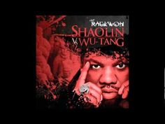 Wu-Tang on Shaolin vs. Wu-Tang is the fifth studio album from rapper and Wu-Tang Clan member Raekwon. Awash with cocaine-centric, gun-toting raps and featuring guest verses fro Wu Tang Clan Members, Wu Tang Album, Lloyd Banks, Ghostface Killah, Busta Rhymes, Method Man, Concept Album, Pochette Album, Hip Hop Albums