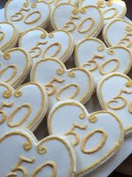 Image result for happy anniversary cookies