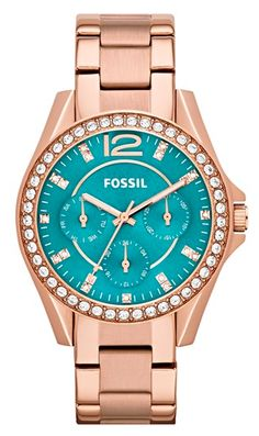 gorgeous #turquoise watch  http://rstyle.me/n/jh23mpdpe