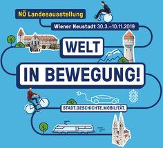 NÖ Landesausstellung 2019 Bad Vöslau, Maximilian I, Snow Mountain, World Cultures, Time Travel