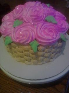 Cake Design For Mother In Law : mums birthday cake on Pinterest 50th Birthday Cakes ...