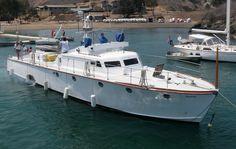 Sea Scout Ship, Manta