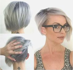 Prime 1000 Images About Hair Mel On Pinterest Shaved Bob Undercut Hairstyle Inspiration Daily Dogsangcom