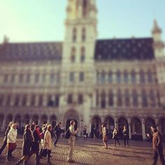 Bruxelles - made by me
