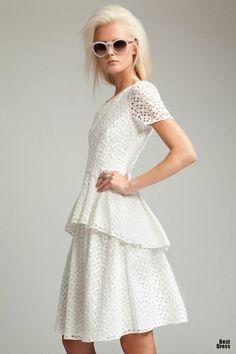 Increíbles vestidos de temporada para primavera : Moda en vestidos de temporada