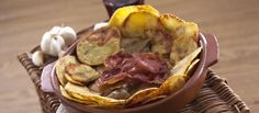 Hora de saborear um Bife à portuguesa.