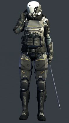 crassetination:  Various Cyber Soldiers 53