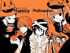 Happy Halloween! _Death Note