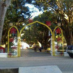 "Entry of ""La Plaza"" of Humacao"