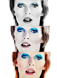 """David Bowie in """"Life On Mars?"""""""