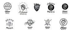 Desemvolvimento da marca Adamo Music.