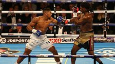 Joshua KOs Martin to win IBF heavyweight title (VIDEO) http://ift.tt/1NhVaEL   Anthony Joshua defeated Charles Martin inside two rounds to win their IBF world heavyweight title fight at Londons O2 Arena on Saturday night.Read Full Article at RT.com Source : Joshua KOs Martin to win IBF heavyweight title (VIDEO)  The post Joshua KOs Martin to win IBF heavyweight title (VIDEO) appeared first on Takyou Blog.