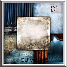 Vol. 905 - papers - by Doudou's Design , cudigitals.com, cu, commercial, scrap, scrapbook, digital, graphics,