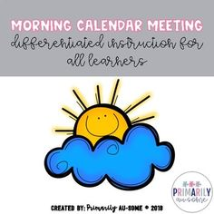 Morning Calendar Mee