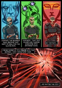 Mass Effect 3 - - - - Part 13 - Page 7 - The SuperHeroHype Forums [[Very much the truth]]
