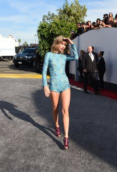 Pin for Later: We've Never Seen Taylor Swift Quite Like This