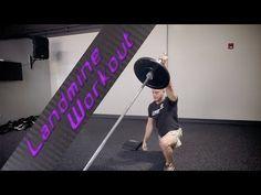33 Best Barbell Landmine Exercise Video Ever - YouTube
