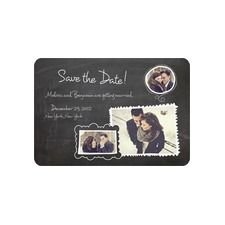 Chalk Frame Charm Save the Date Magnets
