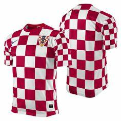 a16f33327 Nike Croatia 2012 2013 Home Soccer Jersey Fifa World Cup Jerseys