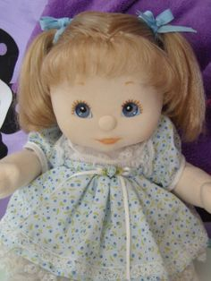My Child Doll restored by me!!! And is now my daughters! (use to restore these cuties, but the cost got overwhelming)!