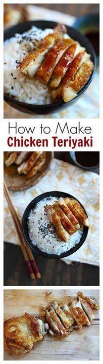 How to make chicken How to make chicken teriyaki? EASY recipe...  How to make chicken How to make chicken teriyaki? EASY recipe for teriyaki sauce plus chicken teriyaki that tastes like Japanese restaurants   rasamalaysia.com Recipe : http://ift.tt/1hGiZgA And @ItsNutella  http://ift.tt/2v8iUYW