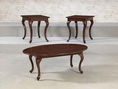 Shop for Hammary Three Pack-Cocktail/2 Rectangle Ends -Kd, 255-900, and other Living Room Tables at Weiss Furniture Company in Latrobe, PA. Consists of 1 Cocktail and 2 End Tables.