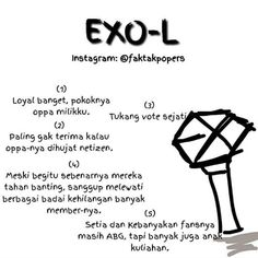 Exo-L Exo Songs, Quotes From Novels, Exo Memes, Kpop Exo, Foto Bts, Qoutes, Fangirl, Facts, Mood