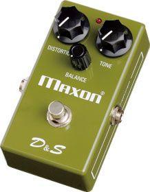 MAXON D&S ギターエフェクターの最安値