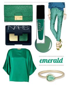 Pantone Picks: Emerald Named Pantone's 2013 Color of the Year