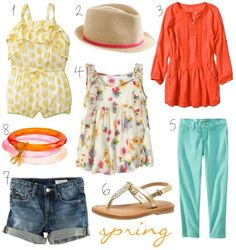 Awesome Clothes For Teenage Girls little girl spring fashion!... Check more at http://24shopping.tk/fashion-clothes/clothes-for-teenage-girls-little-girl-spring-fashion-3/
