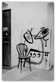 Miró`s Studio (Atelier)