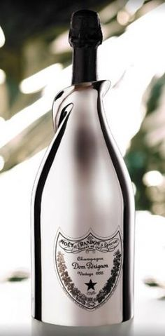 Dom Perignon White Gold Jeroboam $40,000. A limited edition bottle sold in three-liters, its price is surely due to the white gold bottle from which the expensive champagne takes its name.