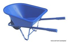 GPC Industries LTD Weelie Barrow - Child Just like mum and dads Robust and functional childs wheelbarrow Takes up to 20kg 20 litres Comes packed flat.