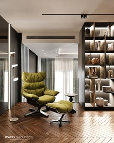 Luxury Private residence in Palestine Flat Interior, Luxury Interior Design, Apartment Interior, Living Room Wall Units, Living Room Designs, Luxury Apartments, Luxury Homes, Bungalow Interiors, Modern House Design