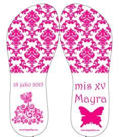 3f0cbdffbabe61 Sandalias Para XV Años. Irma Abril · Bday party