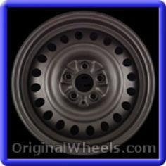 Dodge Neon 2000 Wheels & Rims Hollander #2122  #Dodge #Neon #DodgeNeon #2000 #Wheels #Rims #Stock #Factory #Original #OEM #OE #Steel #Alloy #Used