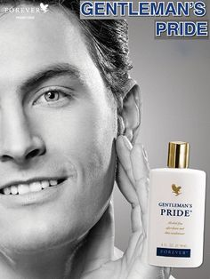 Aloe Vera Aftershave for Men and Women without Alcohol!!! Try this: Gentleman's Pride aftershave!