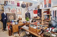 Clubmonaco Men's Shop in Hong Kong