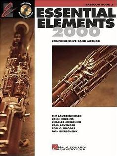 Essential elements bassoon book 1 pdf